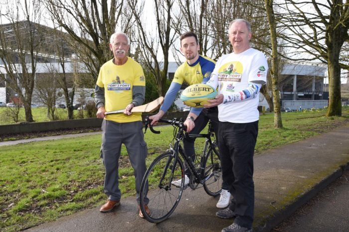 'Fort 2 Fort' Charity Cycle returns for 9th year