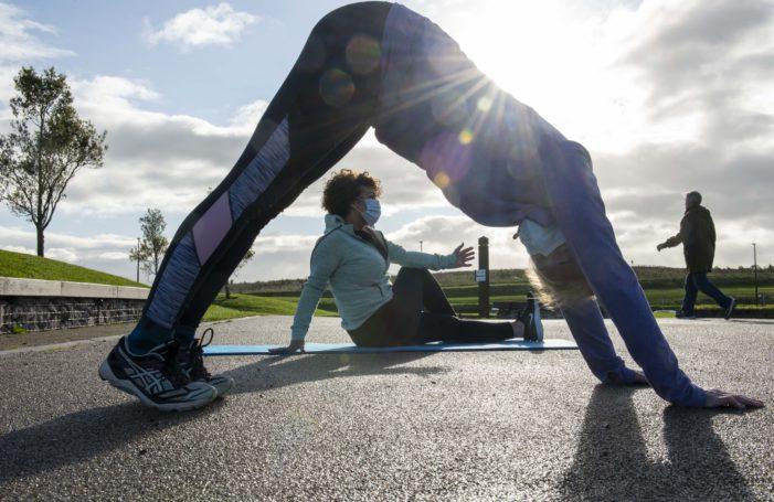 Physiotherapists in Cork support VHI Women's Virtual Mini Marathon