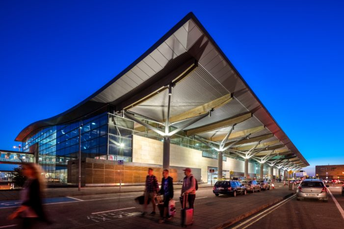 Cork Airport Highly Commended At This Year's ACI Europe Best Airport Awards