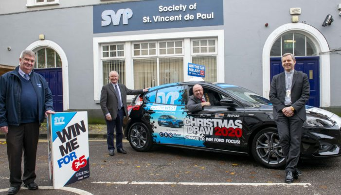 SVP South West launch urgent Christmas appeal as calls for help reach over 200 a day