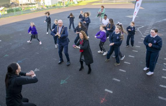 """Cork City's Council's: """"Keep Well – Move"""" exercise campaign"""