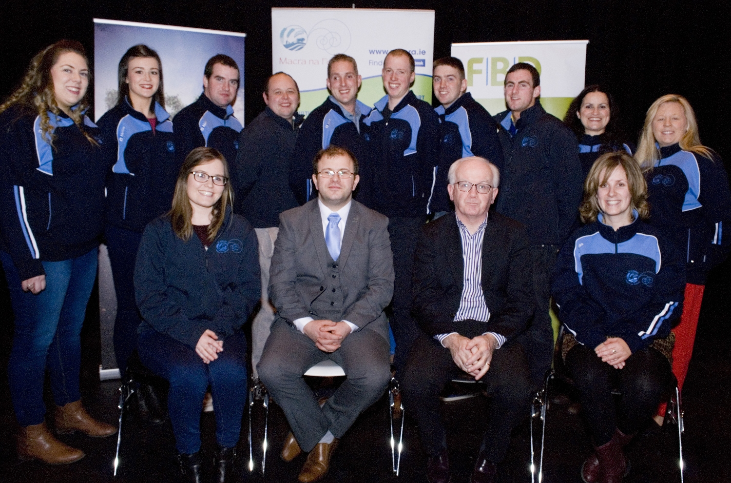 Glanmire Macra Team Win Gold at the FBD Capers Competition